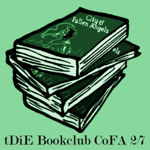 Bookclub 4 2 City Of Fallen Angels: Chapters 4-6 (2/7) The